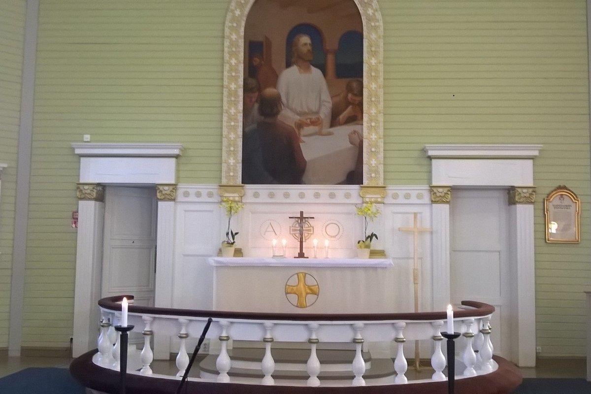 Juupajoen kirkko
